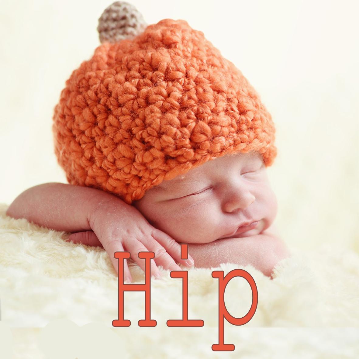 geboortekaartjes hip