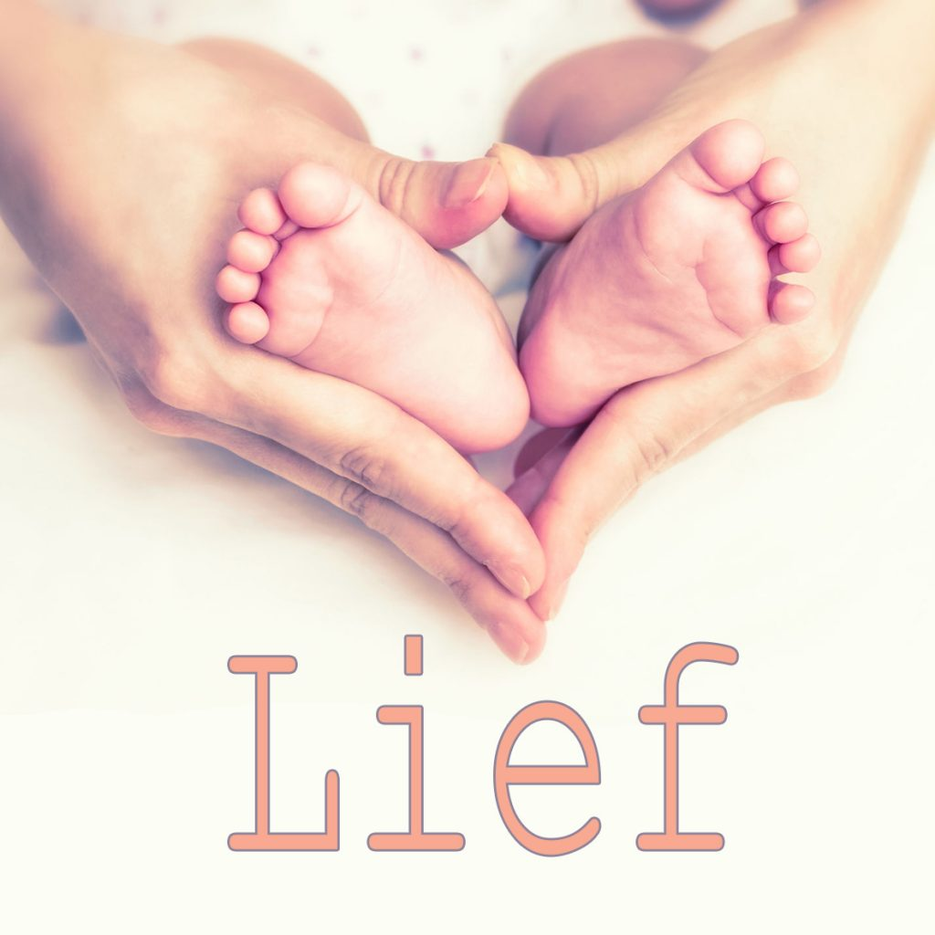 geboortekaartjes lief